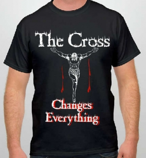 The Cross Changes Everything- Male