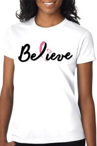 BELIEVE pink MODEL